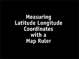 Measuring Lat/Lon