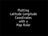 Plotting Lat/Lon